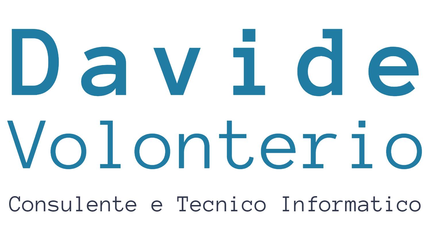 Consulente e Tecnico Informatico